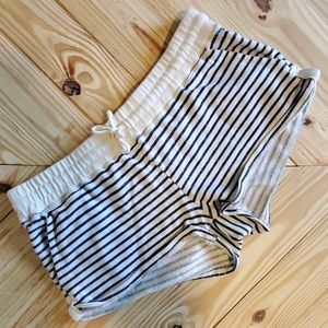 Element Terry Striped Shorts size Medium